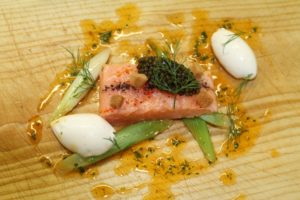 Rezept Chefkoch Rehmann Lachs mit Kaviar