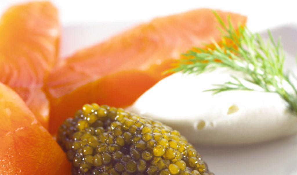 Royal Caviar liefert vor allem an die Gastronomie