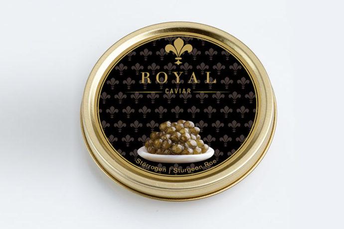 Stör Kaviar Malossol  Royal Select-266