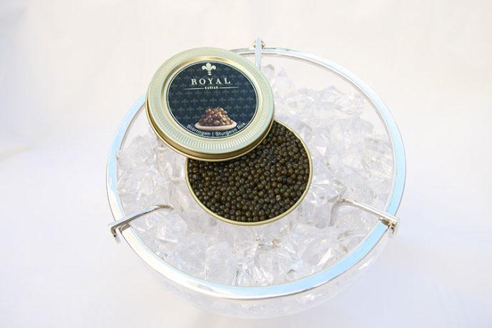 Unser schwarzer Kaviar  Royal-260