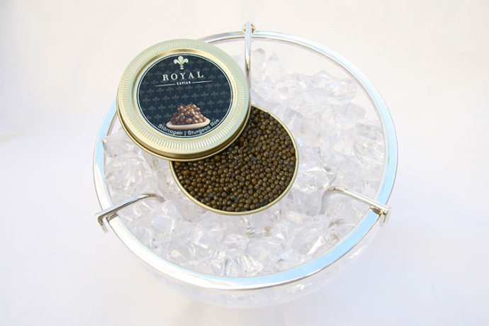 Stör Kaviar Malossol |Royal Select-265