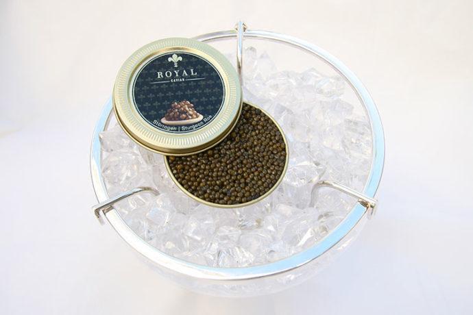 Stör Kaviar Malossol  Royal Select-265