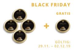 Schah Kaviar 5x50g Royal Premium Gold-0