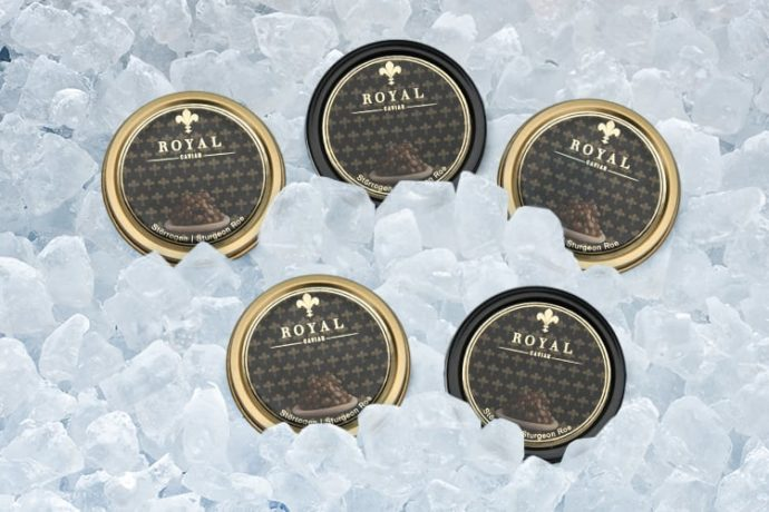Royal Caviar|Kaviar Probier-Set (5x50g)-0